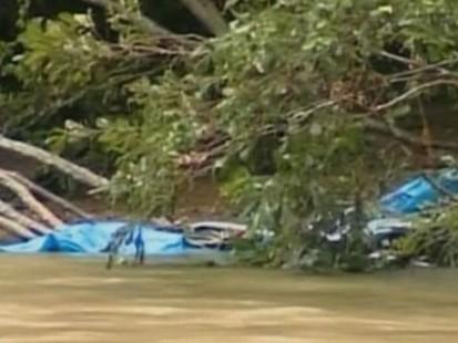 VIDEO: Flash Flood Kills in Arkansas