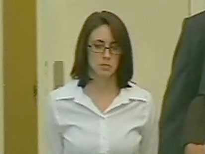 A picture of Casey Anthony.