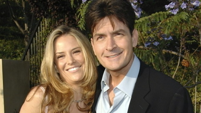 VIDEO: Charlie Sheen tweets concern for his kids, taken by their mother Brooke Mueller.