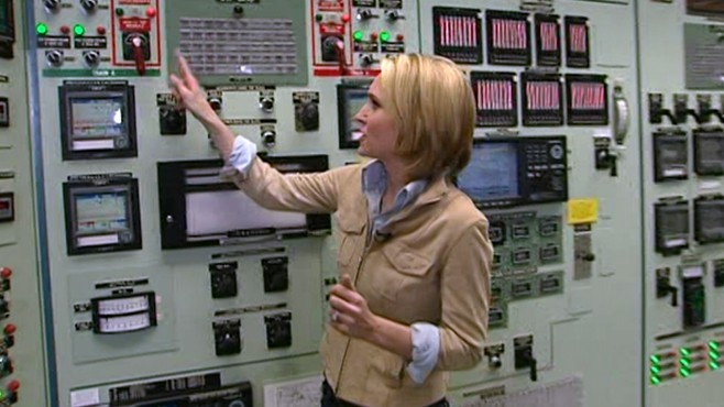 VIDEO: Andrea Canning goes inside a Michigan plant to learn about nuclear safety.