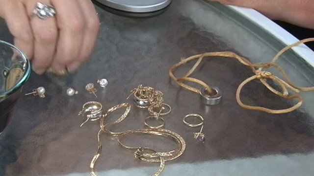 VIDEO: Andrea Canning reports on whats spurring thefts.
