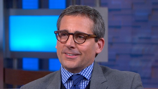 Steve Carell Interview On Gma Incredible Burt Wonderstone