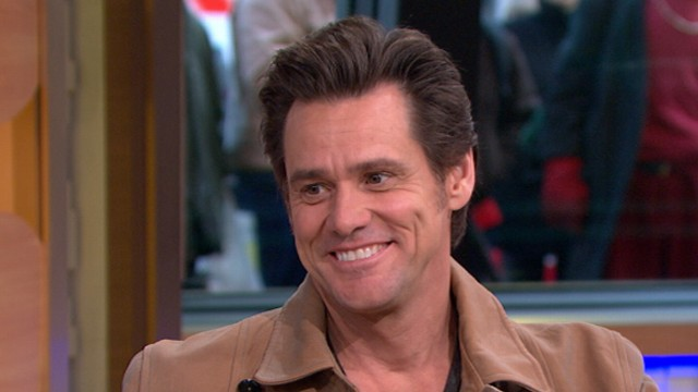 Jim Carrey Interview 2013 On Gma Star On Reuniting With Steve