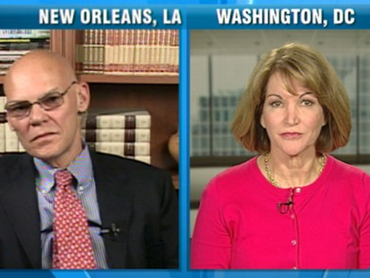 VIDEO: Carville and Buchanan