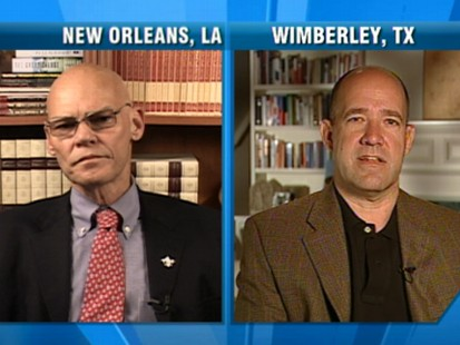 VIDEO: Strategists James Carville and Matt Dowd debate the presidents agendas.
