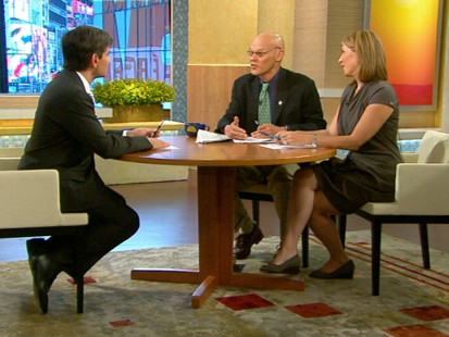 VIDEO: Political strategists James Carville and Nicolle Wallace analyze voter sentiment.