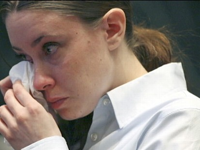 VIDEO: In newly released letters, Casey Anthony continues to say shes innocent.