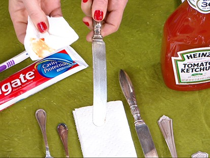 VIDEO: Household Items Do Double Duty