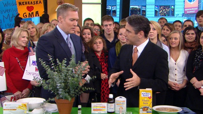 VIDEO: Pediatrician Lawrence Rosen offers green remedies and prevention tips.