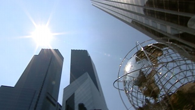 VIDEO: Major cities brace themselves for triple digit temperatures.