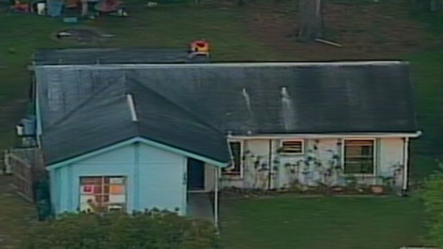 Florida Sinkhole Swallows House Man Trapped Inside