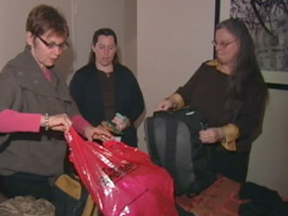 VIDEO: The mothers hope to see their kids for the first time in almost one year.