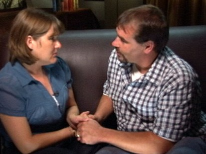 VIDEO: Amy and Brad Witt open up about their problems to therapist Terry Real.