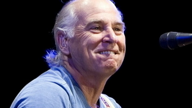 VIDEO: Stage fall during a concert in Australia hospitalizes singer Jimmy Buffett.