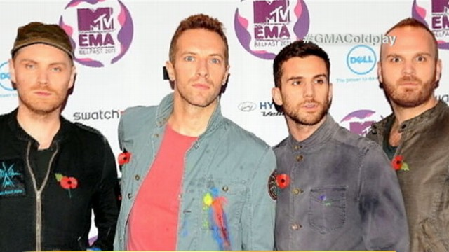 VIDEO: GMA Readies for Coldplay Concert