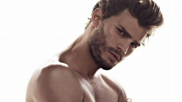 VIDEO: The actor was picked to play Christian Grey just days before the film is set to start shooting.