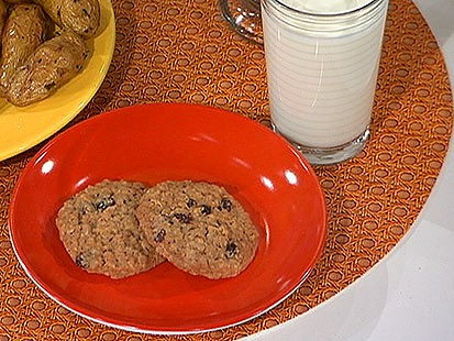 PHOTO: A photo of Wendy Bazilians cookies from ABCs GMA show.