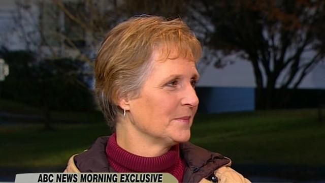 VIDEO: Sandy Hook Nurse Hid Steps Away From Gunman