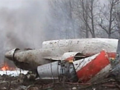 VIDEO: Plane Crash Kills Polish President and Many Others