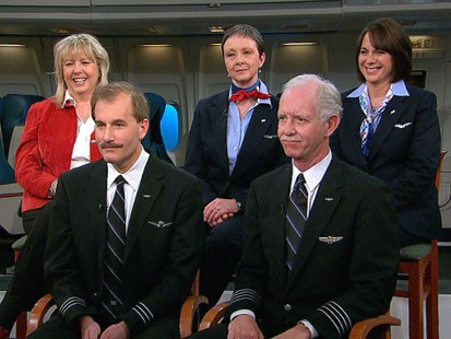 VIDEO: The US Airway crew relives the decisions that turned tragedy into triumph.