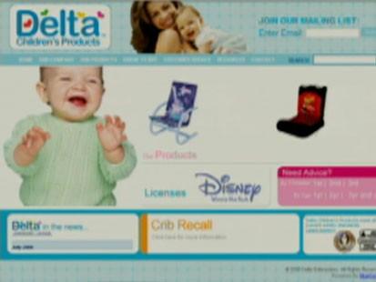 A picture of Delta Enterprises web page.