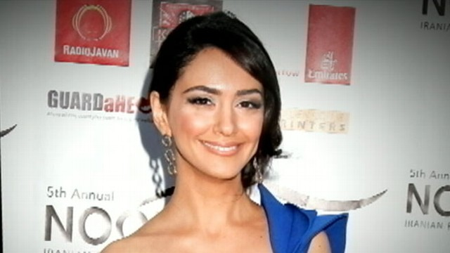 VIDEO: The Iranian-born actress was reportedly auditioned to be Tom Cruises real-life partner.