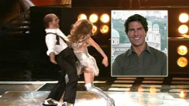 Tom Cruise on His Famo...