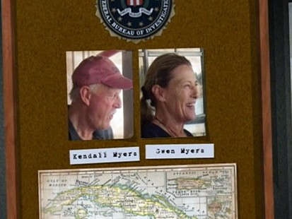 VIDEO: Husband and wife team allegedly spied for Cuban government for 30 years.
