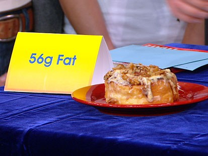 VIDEO: Most Fattening Mall Food
