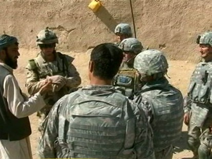 """VIDEO: """"Human Terrain"""" teams foster communication between civilians and military."""