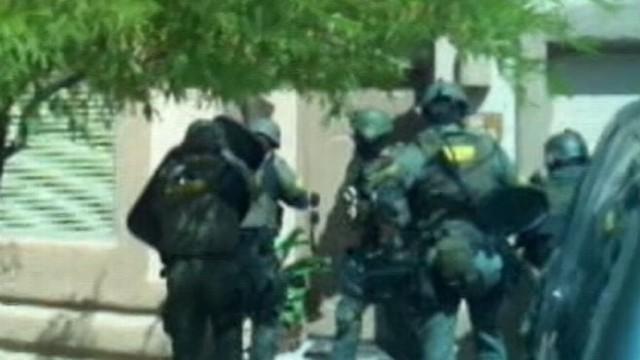 VIDEO: Lindsey Davis reports on an alarming prank to mobilize SWAT teams.