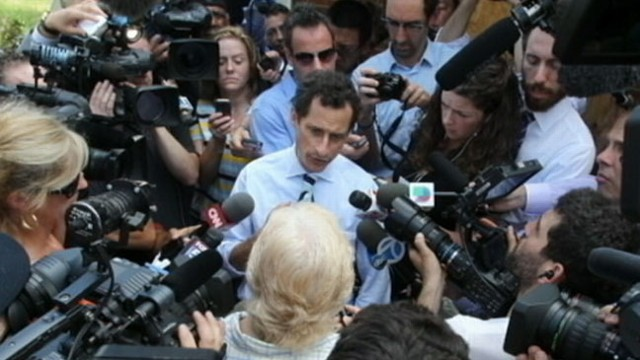 Sources: Clintons' Patience Growing Thin with Anthony Weiner