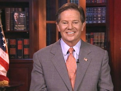 Tom DeLay on Dancing With the Stars: Conservatives Can Have Fun Too