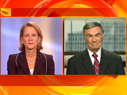 Abcs Torie Clarke and Sam Donaldson