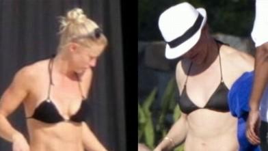 Bikini laura spencer Lara Spencer
