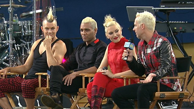 No doubt band dating