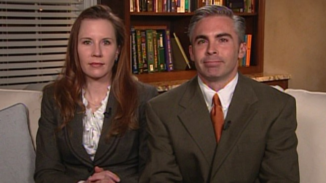 VIDEO: Dr. Todd and Selena Drexel on why they think daughter was chosen for a pat-down.