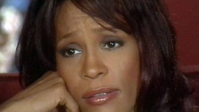 Whitney Houston On Drug Use In 2002 Interview Video Abc News