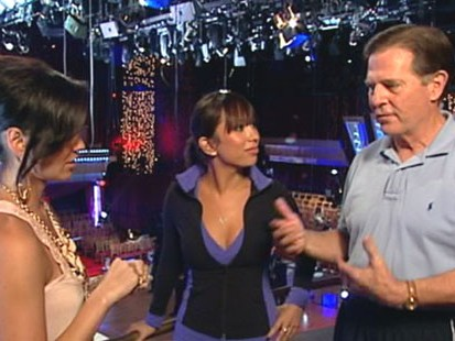 """VIDEO: The """"Dancing With the Stars"""" alum goes behind-the-scenes of the new season."""