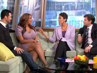 """VIDEO: Talk-show star discusses her being selected for ABC?s """"Dancing With the Stars."""""""