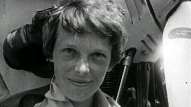 VIDEO: Amelia Earhart a Castaway?