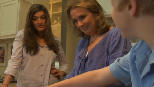 VIDEO: Sandra Sobieraj Westfall on the preparations Edwards made for her children.