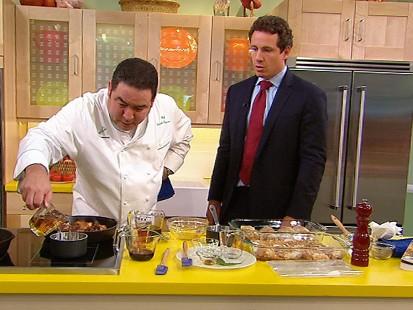 VIDEO: Emerils Easy 5 Ingredient Grilled Chicken