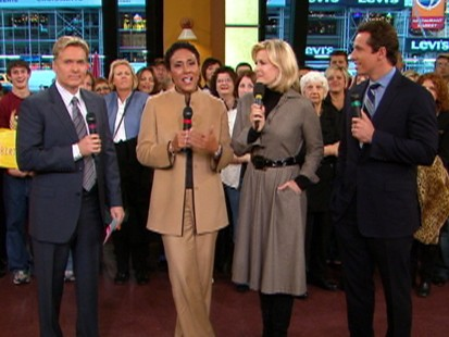 """VIDEO: """"GMA"""" viewers vote for their favorite country performers."""