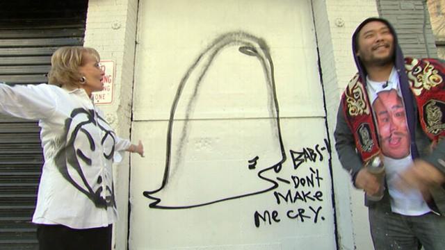 Facebooks graffiti artist david choes life unchanged by 200 million abc news