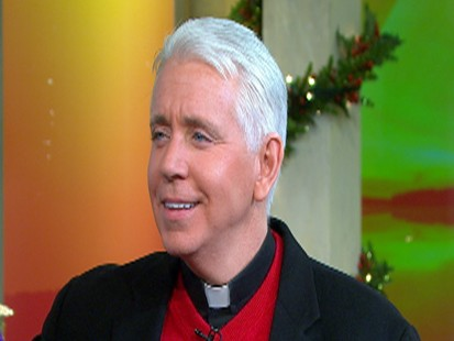 VIDEO: Father Beck discusses faith, God and the meaning of Christmas.