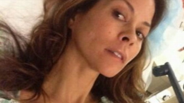 Brooke Burke Cancer Free After Surgery For Thyroid Cancer Video