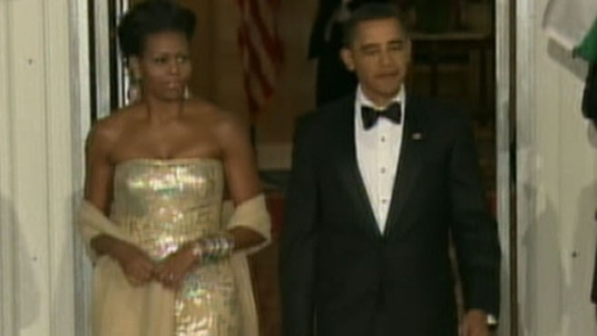 VIDEO: Michelle Obamas Clothes Move Markets