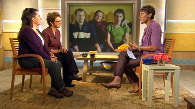 VIDEO; Cindy Hickey and Laura Fattal have not heard from their sons for four months.