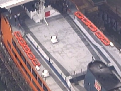 VIDEO: Ferry Crash